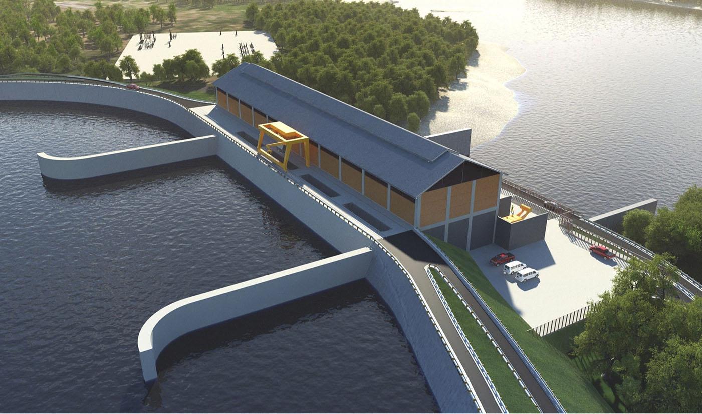 PSA # SINOHYDRO B10  FOR OPERATION & MAINTENANCE  SERVICE  Donsahong Hydro Power Plant 260 MW