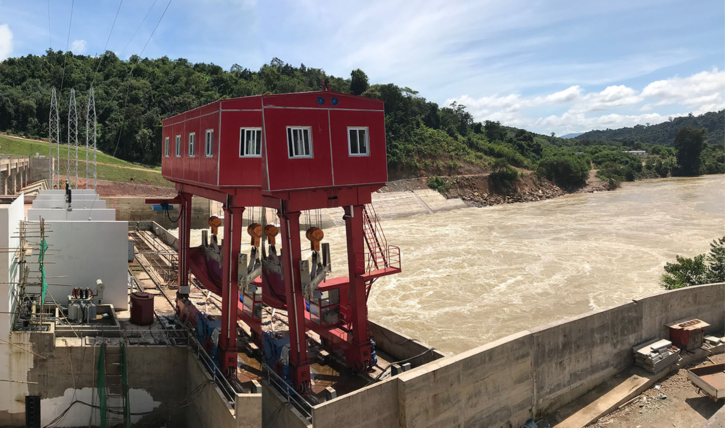 PSA # EGAT FOR OPERATION & MAINTENANCE SERVICE   Nam Lik 1 Hydro Power Plant 65 MW
