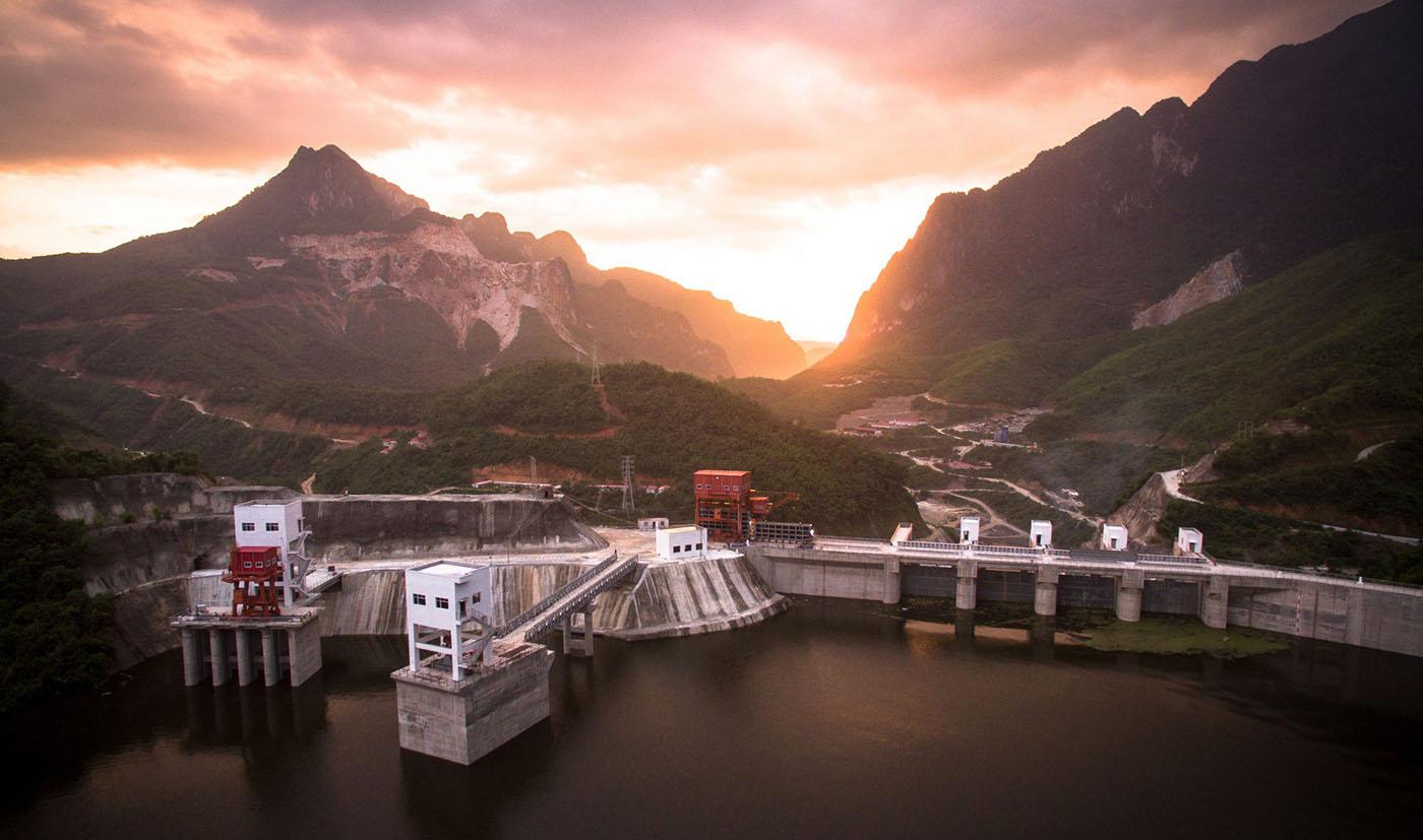 EDL-GENERATION PUBLIC COMPANY Nam Khan 2 Hydro Power Plant 130 MW